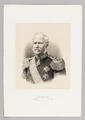 Porträtt av Carl Gustaf Reinhold Lindecreutz (1808-1866), 1881 - Skoklosters slott - 99487.tif