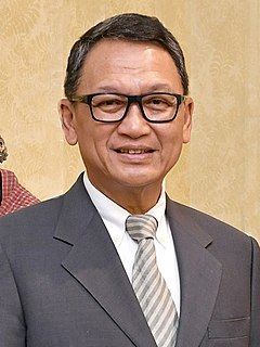 Arifin Tasrif Indonesian politician