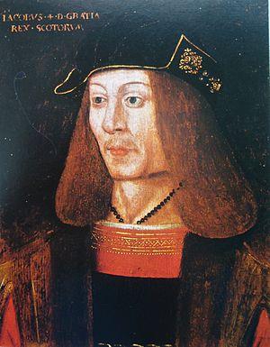 Burgh Muir - James IV (r.1488–1513)