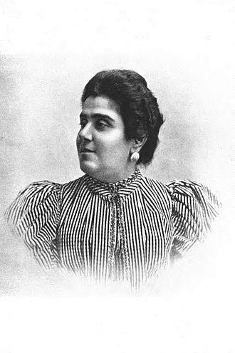 Matilde Serao - Image: Portrait of Matilde Serao
