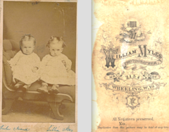 Portrait of children by William Myles of Wheeling West Virginia.png