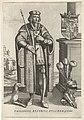 Portret van Filips de Schone Philippvs Avstrivs Pvlcher (titel op object), RP-P-OB-5820.jpg
