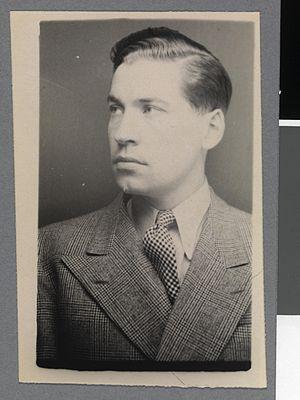 Tore Hamsun - Tore Hamsun in 1938