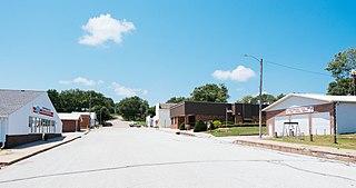 Portsmouth, Iowa City in Iowa, United States