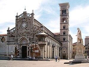 Panorama di Prato