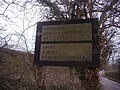 Pre-Worboys sign Shere - geograph.org.uk - 1088052.jpg