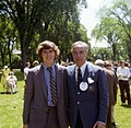 Prescott Bush and Jeb Bush in 1971.jpg
