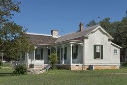 President Lyndon B. Johnson's boyhood home in Johnson City, Texas LCCN2014633827.tif
