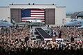 President Trump Delivers Remarks at Osan Air Base (48170504306).jpg