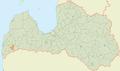 Priekules pagasts LocMap.png