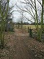 Priest Hill, bridleway junction - geograph.org.uk - 1173984.jpg