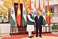 Prime Minister Narendra Modi with Prime Minister Nguyen Xuan Phuc of Vietnam.jpg