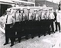 Prince George's County Sheriff's Office deputies in front of old vintage van.jpg