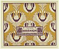 Print, Tapete Masken (Masks Wallpaper), plate 20, in Die Quelle- Flächen Schmuck (The Source- Ornament for Flat Surfaces), 1901 (CH 18670519).jpg