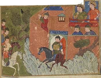 The conquest of Alamut