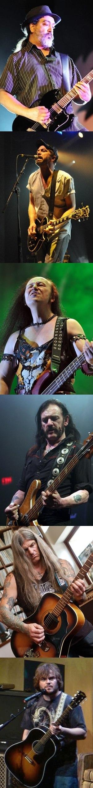 Probot - Image: Probot guitarists