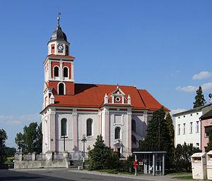Prószków - St George Church