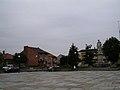 Proszowice-Rynek, pomnik T. Kościuszki (17.VIII.2007).JPG