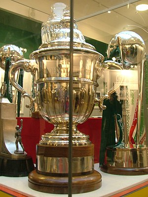 Cricket World Cup Trophy - Prudential Cup trophy