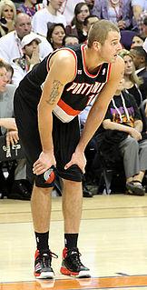 American basketball player