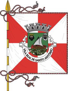 Flag of Vila Real de Santo António