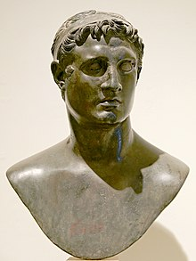 Bust of Ptolemy II, National Archaeological Museum, Naples