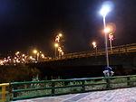 Puente en Cúcuta de noche.JPG