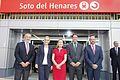Puesta en marcha de la nueva estación de Cercanías de Soto del Henares (20852159638).jpg