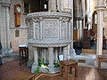 Pulpit of St John's church - geograph.org.uk - 970288.jpg