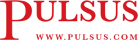 Pulsus group corporate logo.
