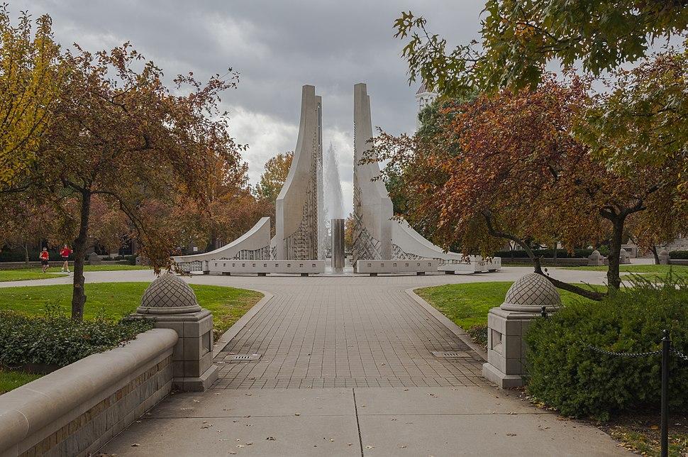 Purdue University, West Lafayette, Indiana, Estados Unidos, 2012-10-15, DD 26