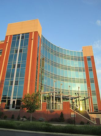 Spartanburg, South Carolina - QS/1 Data Systems Headquarters
