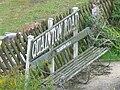 Quainton Road seat.JPG
