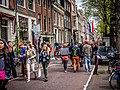 Queen's Day in Amsterdam 2013 (8696292777).jpg