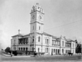Queensland State Archives 2691 Post and Telegraph Offices Flinders Street Townsville c 1890.png