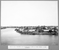 Queensland State Archives 3721 View of end of Kangaroo Point showing part of bank of river trimmed to new alignment Brisbane 16 December 1936.png
