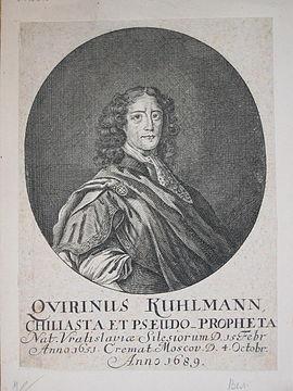 Quirinus Kuhlmann