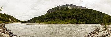 Río Matanuska, Palmer, Alaska, Estados Unidos, 2017-08-22, DD 37-42 PAN.jpg