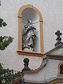 R.C. Church, Immaculate statue, 2020 Nagykovácsi.jpg