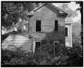 REAR (WEST) END, LOOKING EAST - 2801 Park Avenue (House), Cincinnati, Hamilton County, OH HABS OHIO,31-CINT,64-5.tif