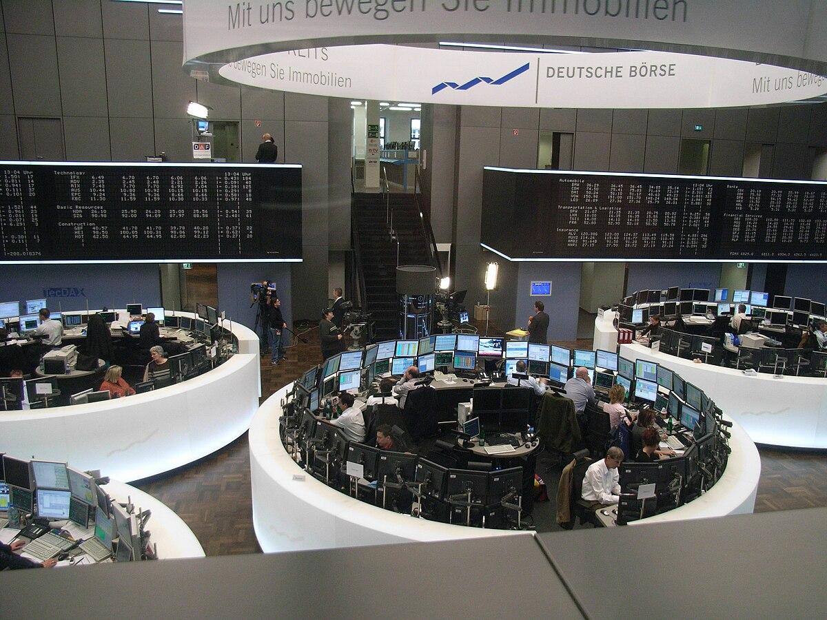 Börse Deutsche Bank