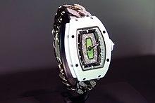 montre automatique femme bracelet cuir