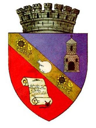 Slobozia - Image: ROU IL Slobozia Co A