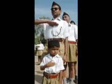 सञ्चिका:RSS Prarthna Namaste Sada Vatsale Matribhume Prayer.webm