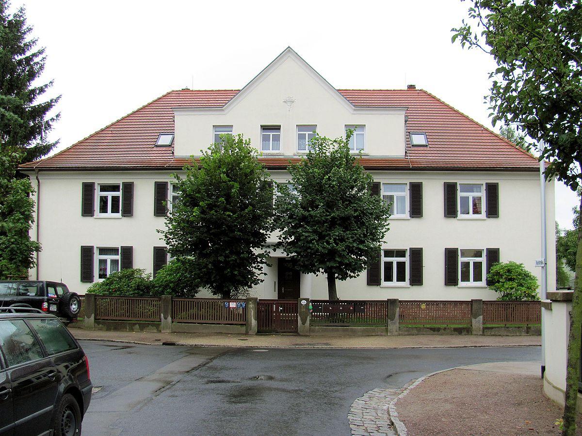 F nffamilienhaus schillerstra e 15 radebeul wikipedia - Architekt radebeul ...