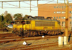 NS Class 1600 - Railion 1612 at Amersfoort