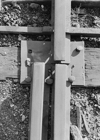 Railroad switch Boucher