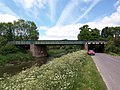 Railway Bridge over Old River Ancholme - geograph.org.uk - 181393.jpg