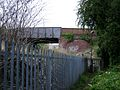 Railway security fence by the footpath, Warwick - geograph.org.uk - 1399968.jpg