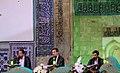 Ramadan 1439 AH, Qur'an reading at Goharshad Mosque, Mashhad - 27 May 2018 04.jpg